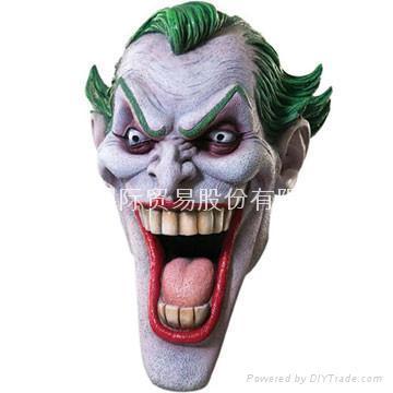 Latex Masks 1