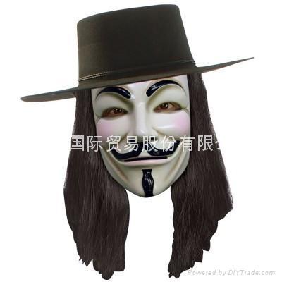 Latex Masks 2