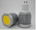 3w cob led spotlight bulb
