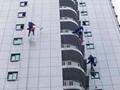 高空外墙清洗 1
