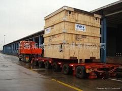 张家港到上海散货拖车