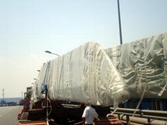 连云港到上海港码头散货拖车