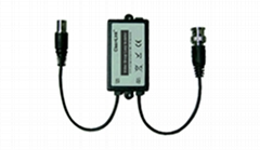 CCTV 1 Channel Video Ground Loop Isolator (2BNC)