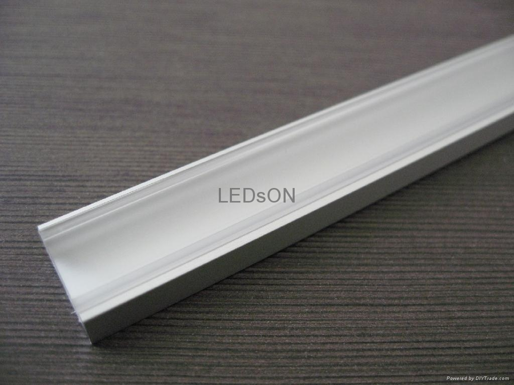 Quality Aluminum LED Profile Slim LIne 7mm