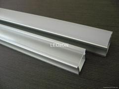Quality Aluminum Led Profile Slim LIne 15mm
