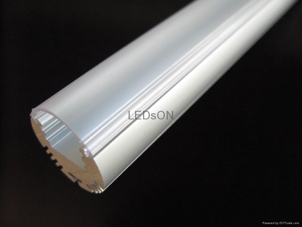 quality aluminum led profile alu round ledson poland manufacturer interior lighting. Black Bedroom Furniture Sets. Home Design Ideas