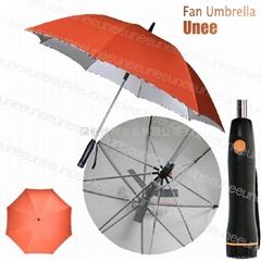 fan parasol umbrella