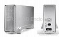 3.5inch HDD Enclosure for SATA/SATA+IDE/SATA to ESATA 2