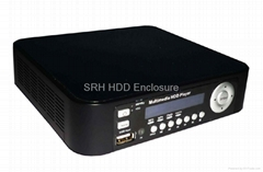 3.5inch Digital HDD Media player with HDMI 1080i
