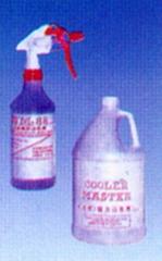screw/water pump cleanser