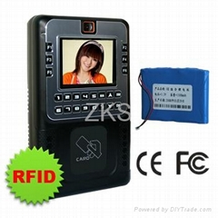 ZKS-T8 Proximity multimedia time attendance & access control
