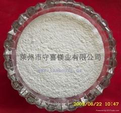 氧化镁粉,轻烧镁粉