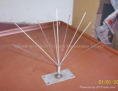 stainless steel bird spike - 014