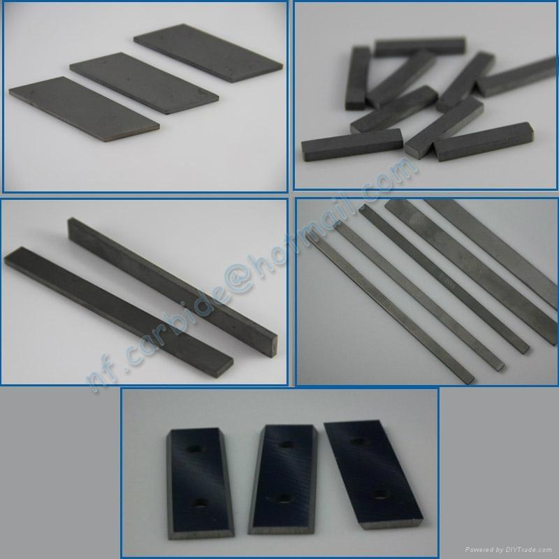 cemented tungsten carbide square bars 1