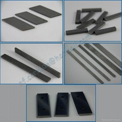 cemented tungsten carbide square bars