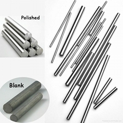 cemented tungsten carbie round rods