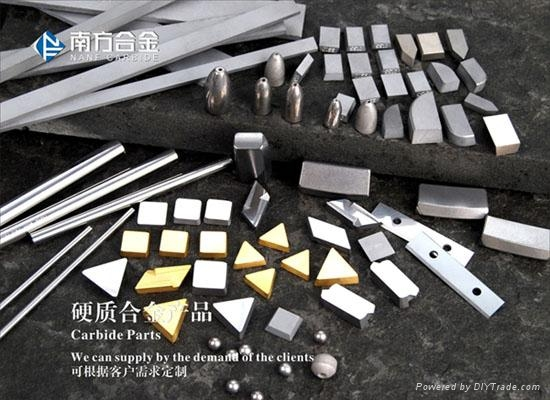 cemented carbide brazed tips 1