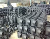 CS seamless buttweld pipe fittings 2