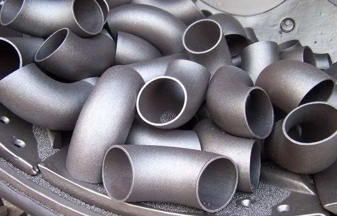 carbon steel pipe fittings 5