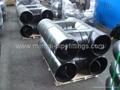 cs buttweld pipe fittings elbow tee reducer cap bend flange 3