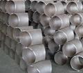carbon steel buttweld pipe fittings elbow tee reducer cap bend flange 2