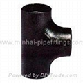 carbon steel buttweld pipe fittings elbwo tee reducer cap bend ell 2