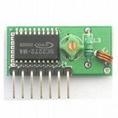 无线接收模块型号TDL-9915XRF