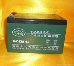 E bike battery 12v12ah yonderpowers battery