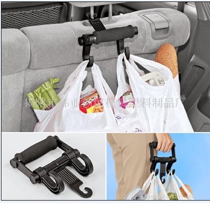 車內多功能勾進化款(Heavy Duty Seat Hook 2