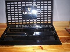 drip tray And foreign brands such as OEM GUINNESS play LOGO