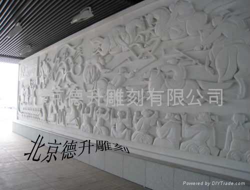 石膏浮雕制作步骤