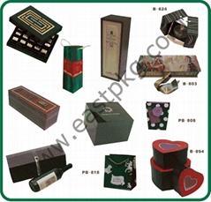 Paper Box (Packaging Box, Wine Box)