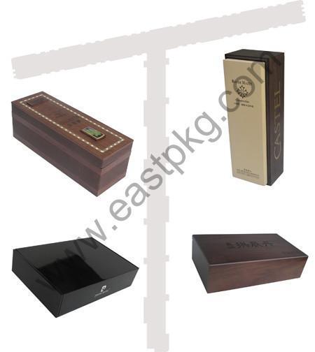 Wine Box (Packaging Box, Paper Box) 4