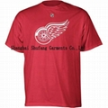 Detroit Red Wings Primary Logo T-shirt