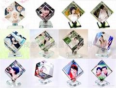 DIY水晶影像