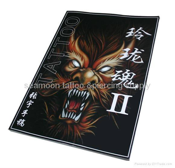 Best Sell Tattoo Design Book Tattoo Book08 Seamoontattoo China Trading Company Body