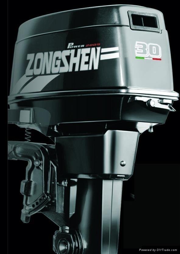 лодочный мотор zongshen t5bms купить в спб