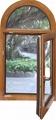 solid wooden window 2