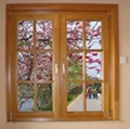 solid wooden window 4