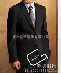 量身定做设计广州职业西装套装