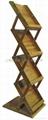 bamboo Poster shelf Model 3