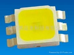 0.5W/1W大功率LED灯珠5050贴片