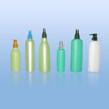 Hair lacquer plastic bottle 1
