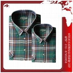 flannel dress shirt