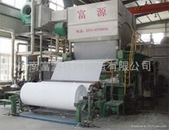 衛生紙造紙機
