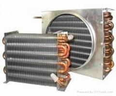 copper evaporator coil/evaporator coil