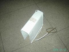 Refrigerator condenser/roll bond