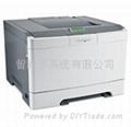 利盟C540n彩色激光打印機