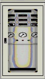 WSS測溫制動櫃 1