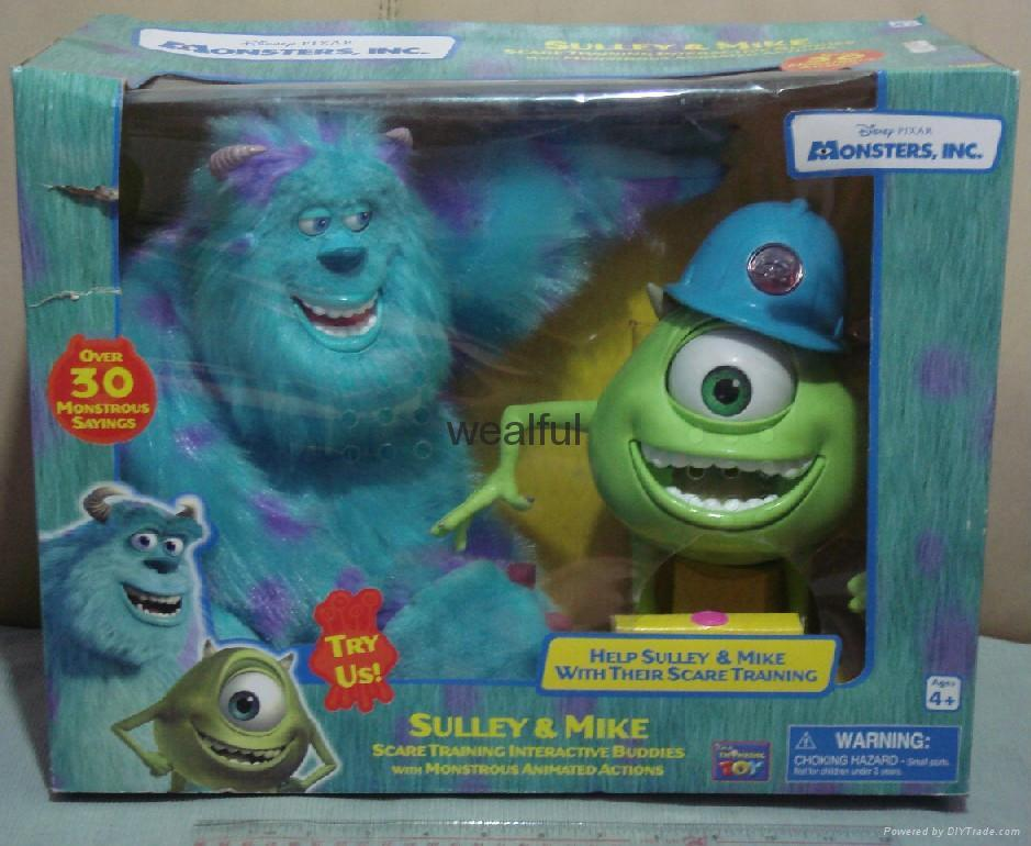 Sulley Amp Mike Sulley Amp Mike Disney Monster Inc